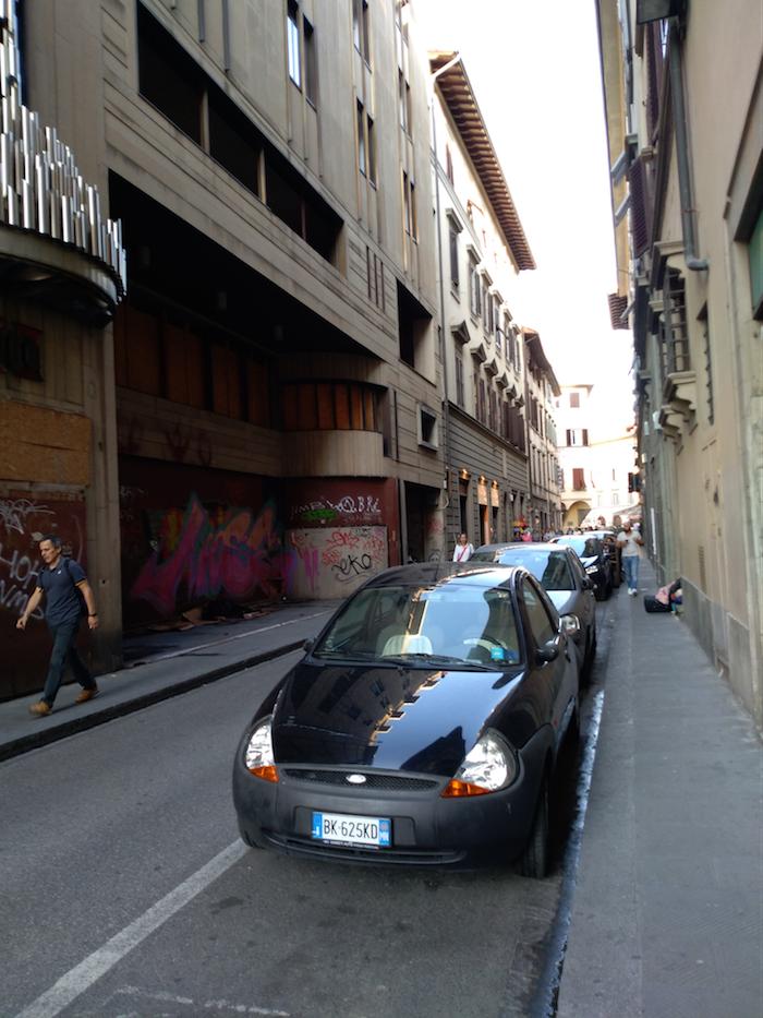 フィレンツェの主な犯罪事例と注意対策