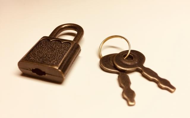 南京錠・ナンバーロック:世界一周におすすめの持ち物