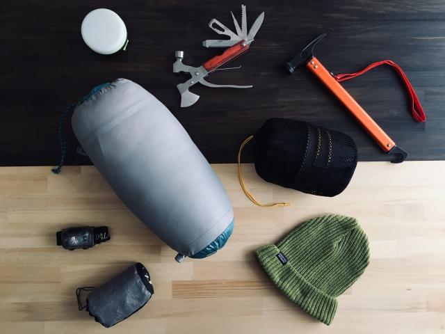 寝具(寝袋など):世界一周におすすめの持ち物