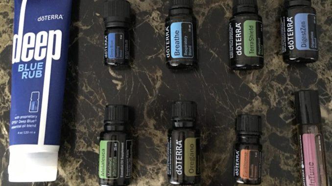 ドテラエッセンシャルオイル(doTERRA Essential Oil)おすすめ商品と使い方を愛用者が紹介