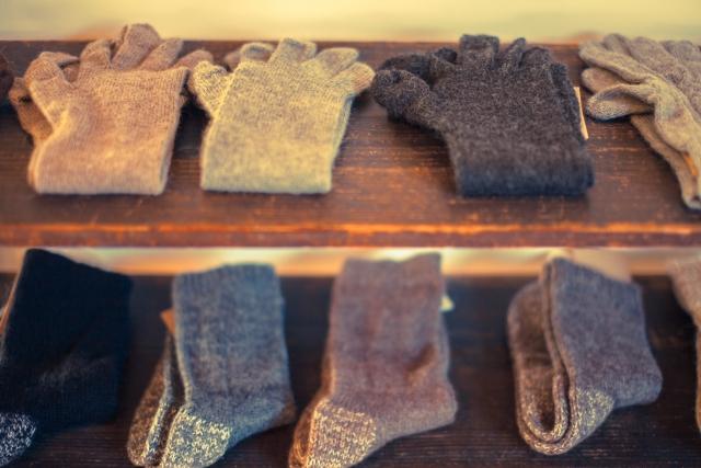 靴下:世界一周におすすめの持ち物