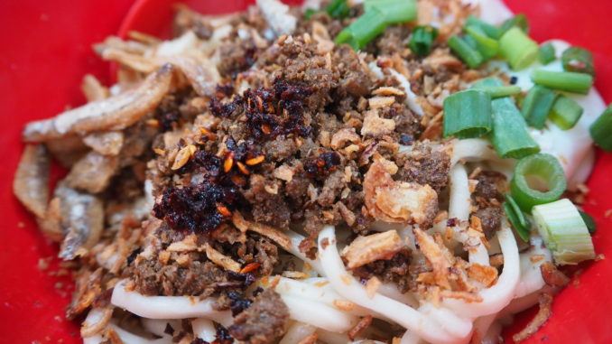 マレーシア・クアラルンプールの地元グルメ・ご飯