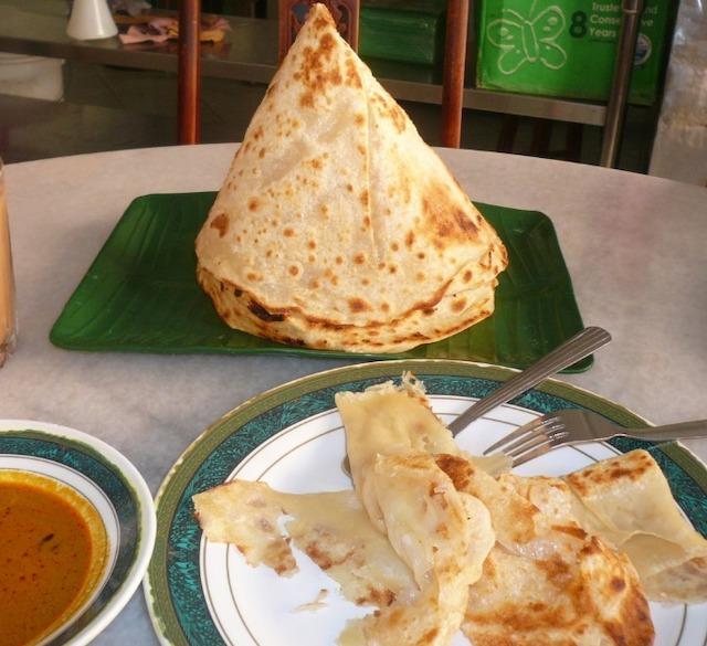 マレーシアのロティチャナイとはどういう料理か?