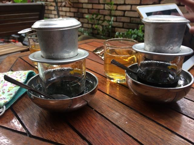 ベトナムコーヒーのお土産・コーヒードリッパー/フィルター