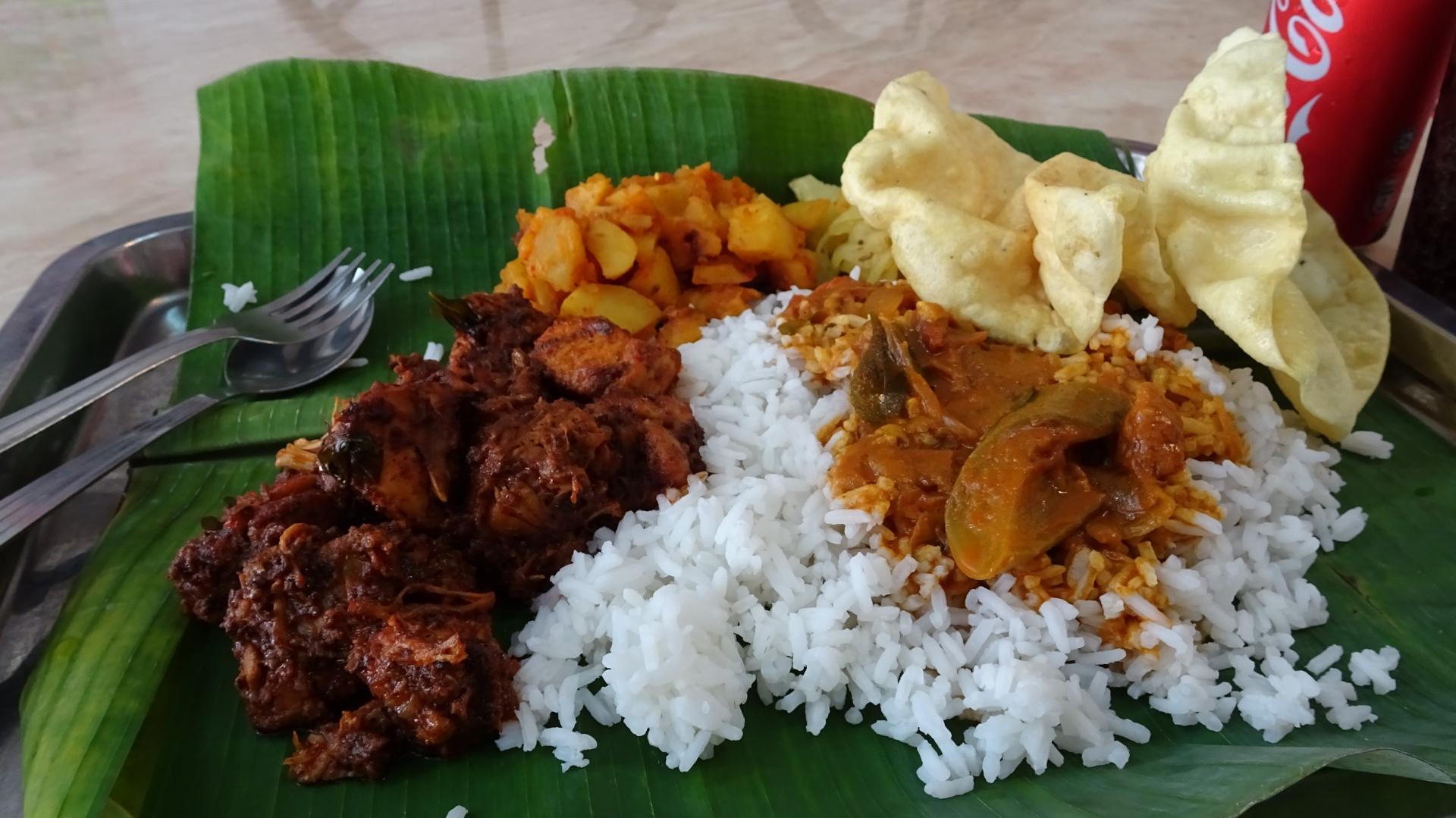 【マレーシアのカレー】民族色ある種類や特徴・作り方/食べ方・お土産まで現地から紹介!
