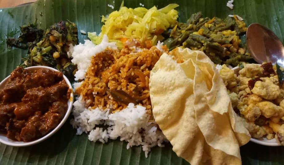 マレーシアのカレーの種類・インドカレー