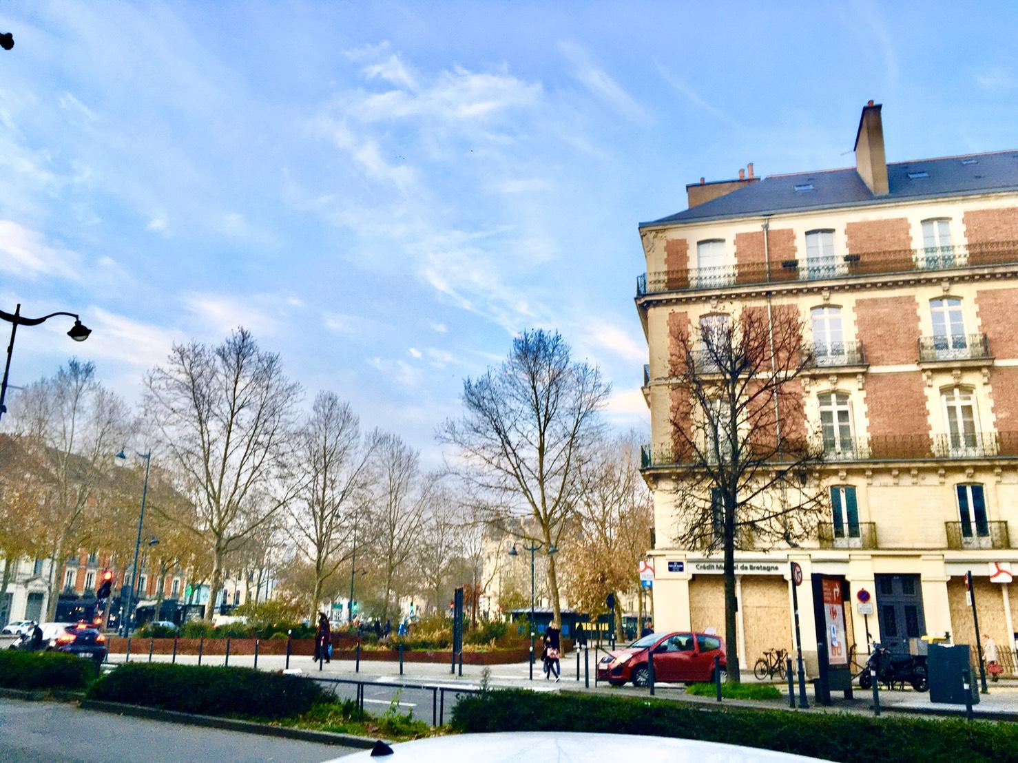 【フランス・レンヌの旅行体験ブログ】グルメに世界遺産にヴィンテージショッピングまで