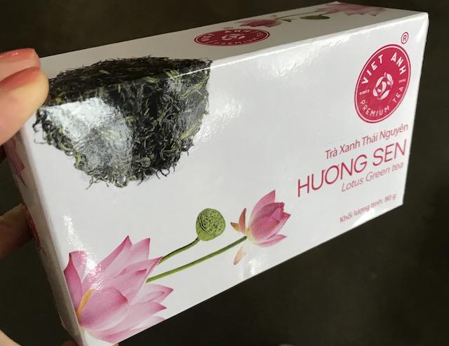 ベトナム・ホーチミンのおすすめのお土産:ハス茶