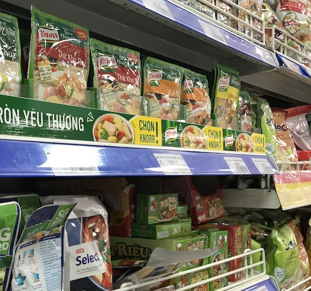 ベトナム・ホーチミンのおすすめのお土産:調味料