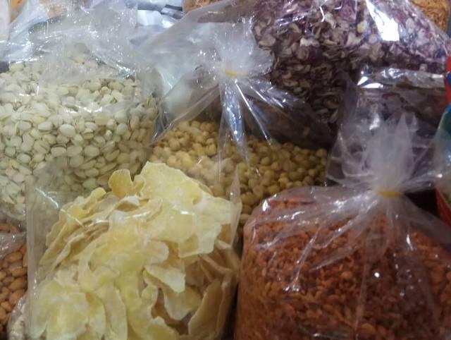 ベトナム・ホーチミンのおすすめのお土産:ナッツ類