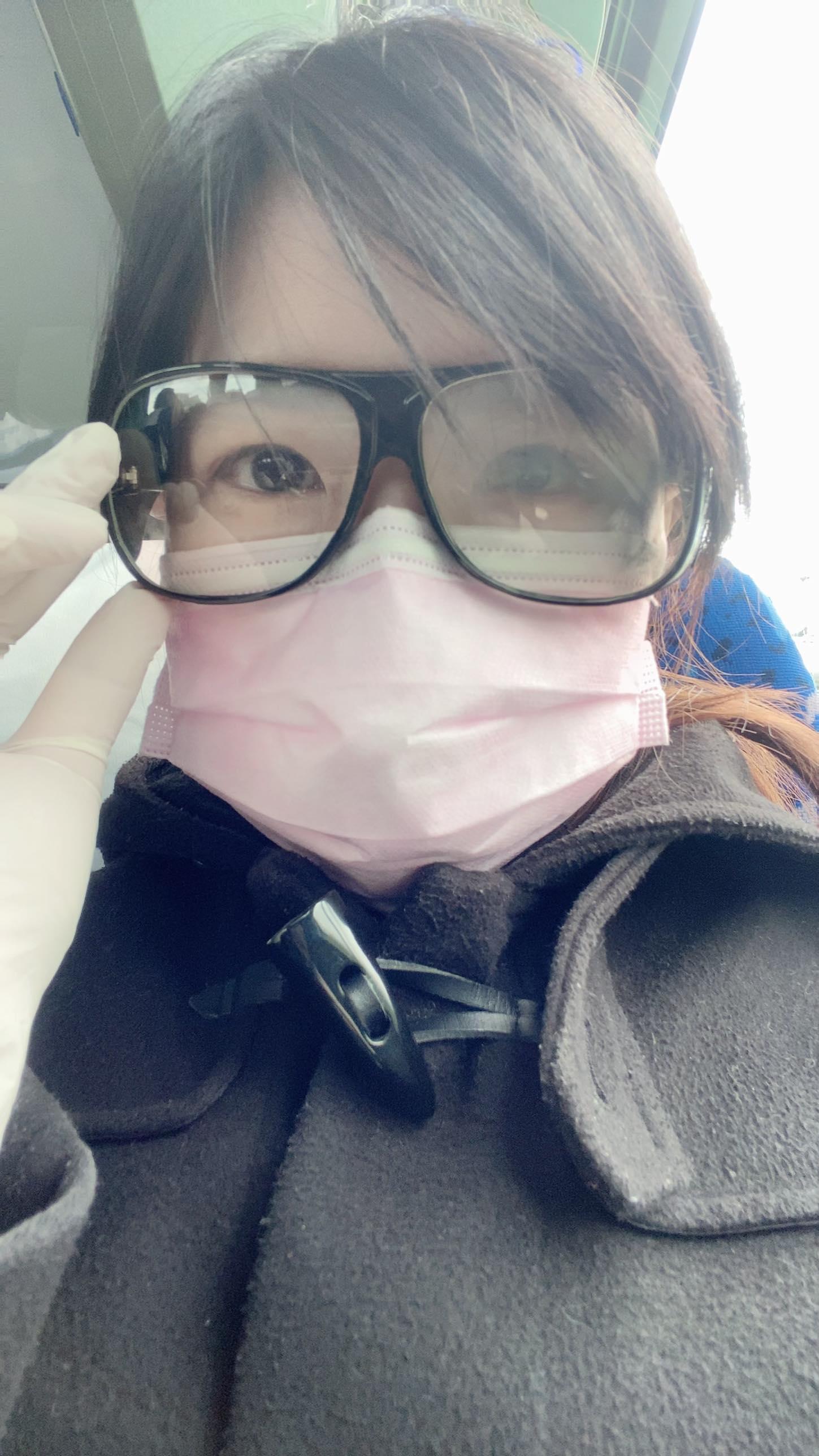 台湾・4月1日・公共交通機関でのマスク着用