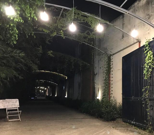 ホーチミン・Hue Corner :ローカル料理を堪能できるお店(外観1)