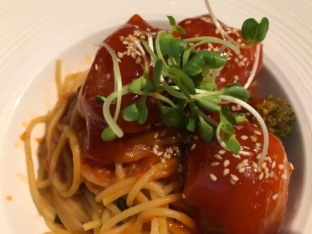 ホーチミン・Hem Spaghettiのスパゲッティ