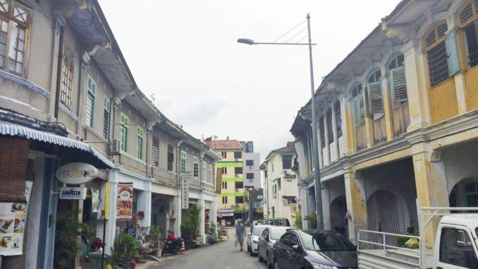 マレーシアの世界遺産巡り:ペナン島・ジョージタウンの魅力とは?